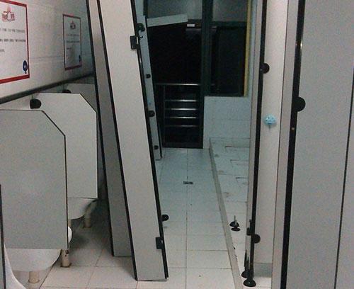 办公楼卫生间防水维修