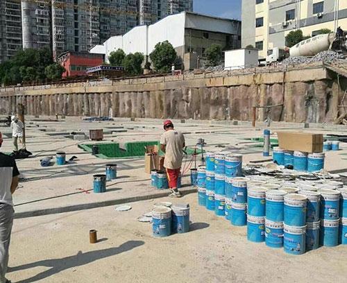 郑州斜坡屋面防水