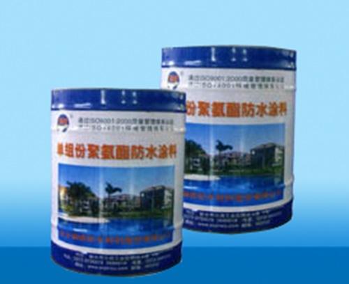 开封单组分聚氨酯防水涂料